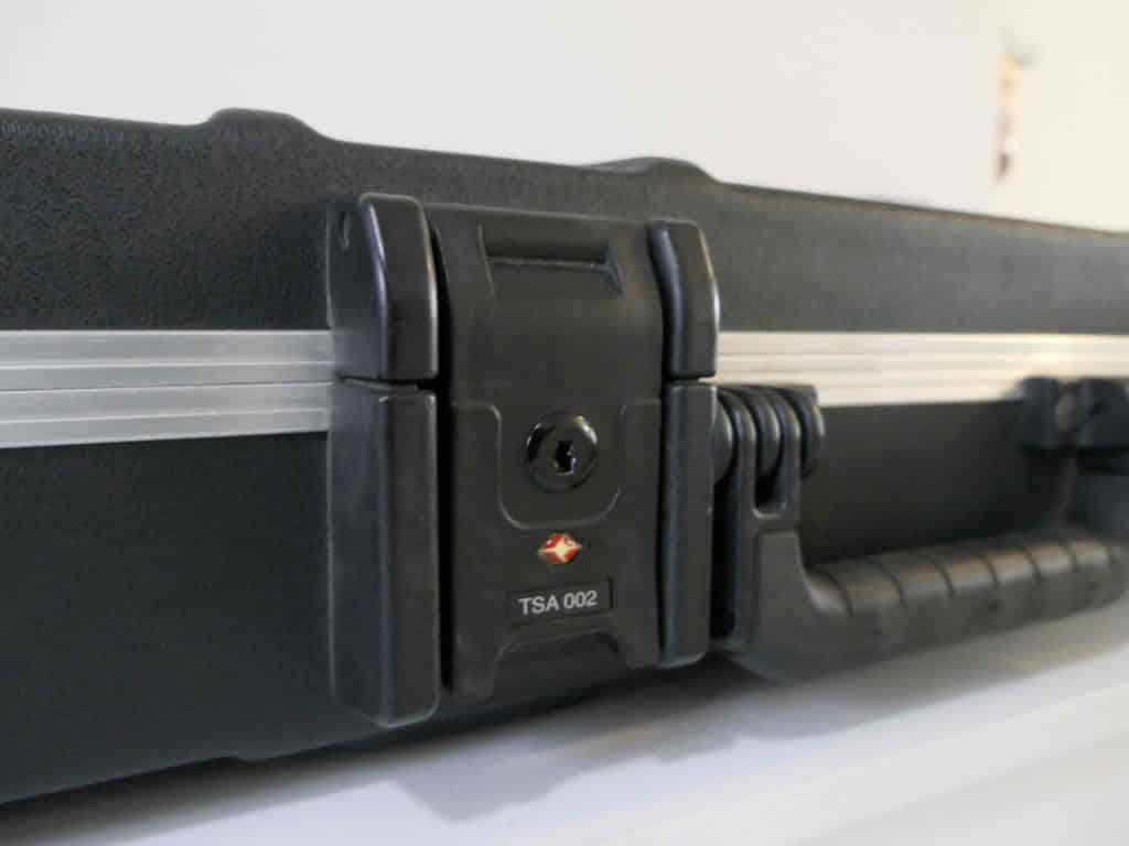 Guitar Case Guide - TSA Approved Latches / Locks