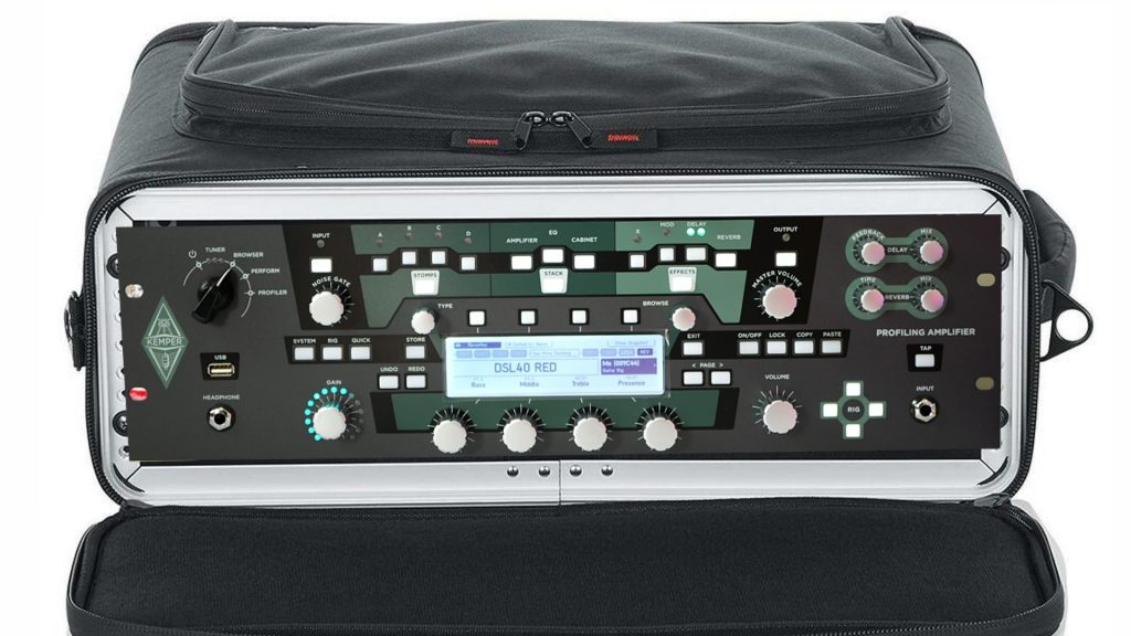 The 5 Best Rack Cases for the Kemper Profiling Amplifier